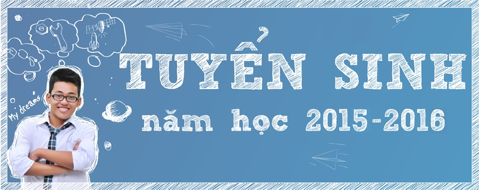banner tuyển sinh